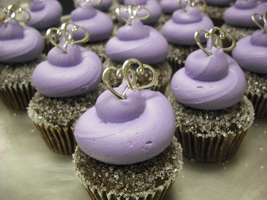 Purple Cupcake Wallpaper images